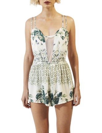 Emerald Oasis Playsuit