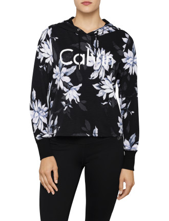Fragrant Floral Sweatshirt
