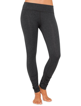 Full Length Legging with Rouching