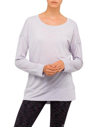 Epic Knit Drop Sleeve Long Sleeve Tshirt