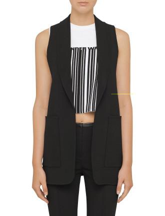 Splittable Tailoring Vest