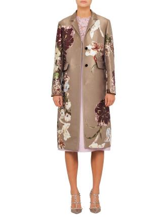 Decoupage Coat