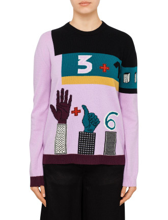NUMBERS KNIT