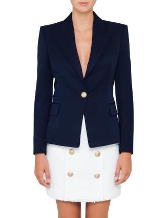 Single Button Core Tux Jacket