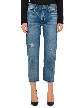 Union Slouch Denim Boyrfriend Jean