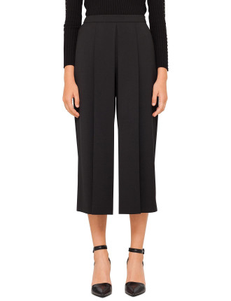 Cropped Tailored Pant