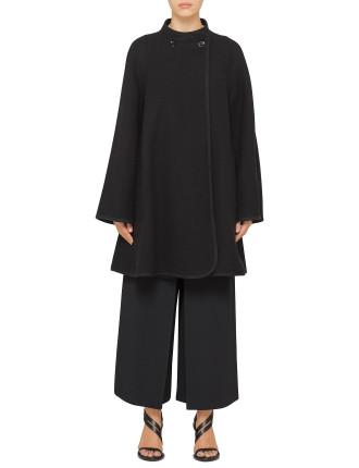 Longerline Classic Coat