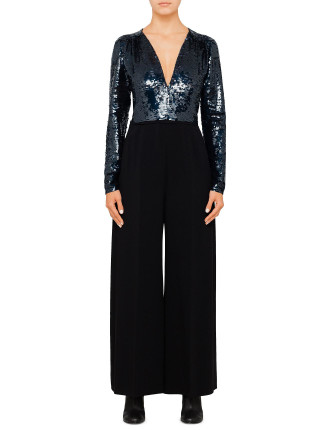 Rosie Sequin Jumpsuit