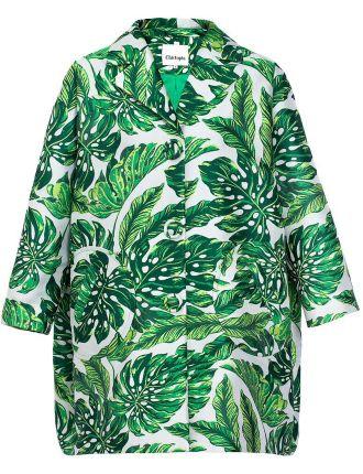 Jungle Leaf Coat