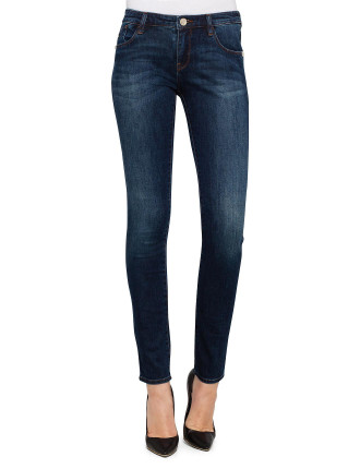 Low Rise Skinny Fit Super Skinny Leg
