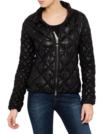 Soft Quilted Puffer
