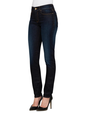 High Rise Slim Fit Skinny Jean