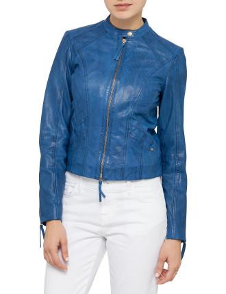 Janalisa Leather Jacket