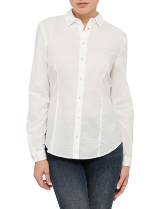 Eilise White Shirt
