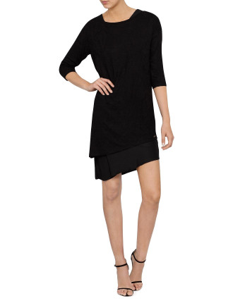 Diromi Jersey Jacquard Dress