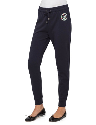 Track Pant With Detail