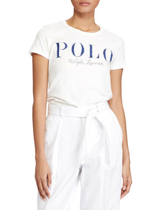 POLO PRD TEE-SHORT SLEEVE-KNIT-20/1 LS UNVN CT JSY