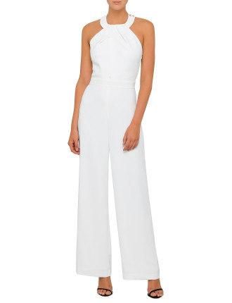 TIILISH TWIST JUMPSUIT