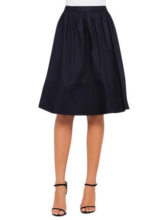 3/4 Aline Skirt