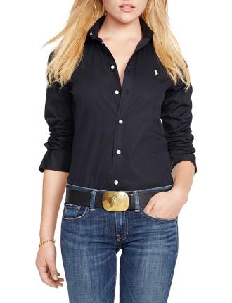Kendall Stretch Poplin Shirt