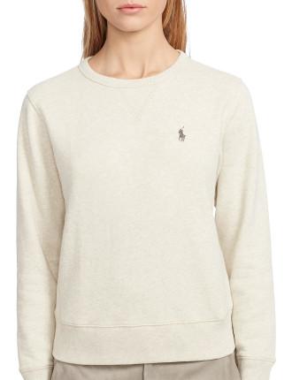 Pannel Long Sleeve Core Fleece Knit