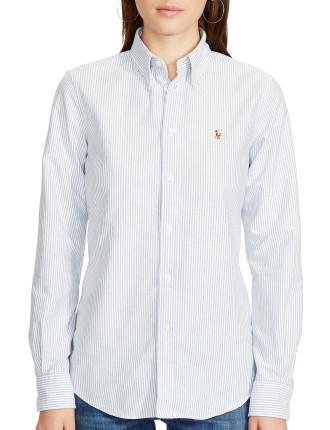 Harper Washed Oxford Shirt