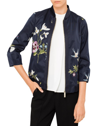 Spring Meadow Bomber