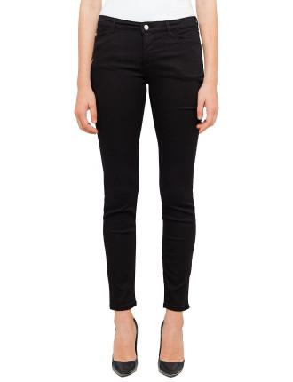 J23 Medium Rise Push Up Super Skinny Jean