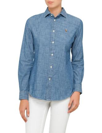 Long Sleeve Blaine Wash Shirt