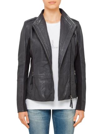 Juneva Leather Jacket