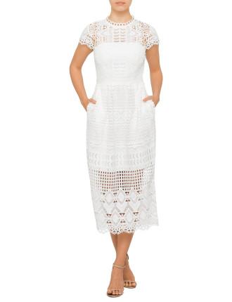 Emelia Lace Dress