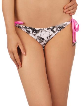Wild Horses Tie Side Bikini Pant