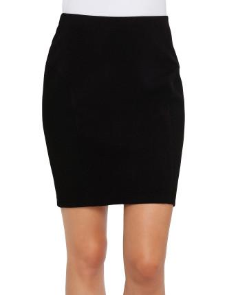Bamazing Panel Pencil Skirt