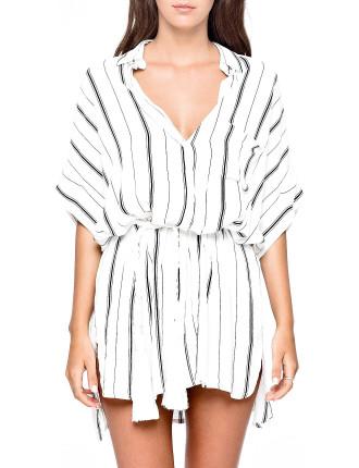 Castaway Shirt Dress