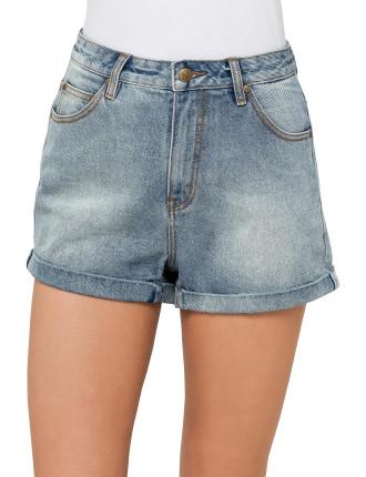 Blue Dawn Denim Shorts