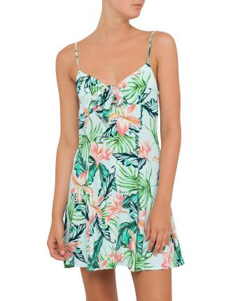 Waikiki Floral Dress