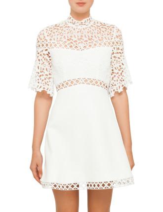Uplifted Mini Dress