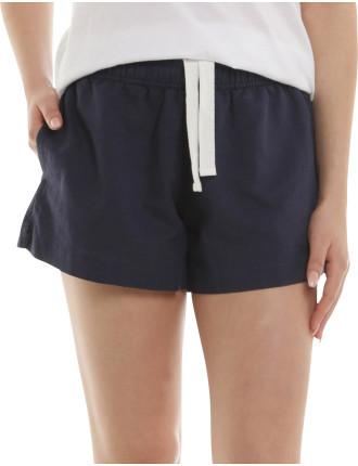 Lunar Linen Shorts