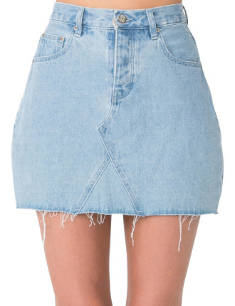 Bexley Denim Skirt