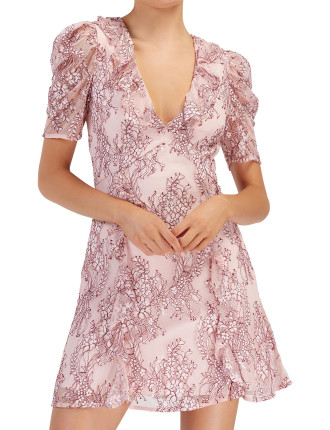 Hold On Lace Dress