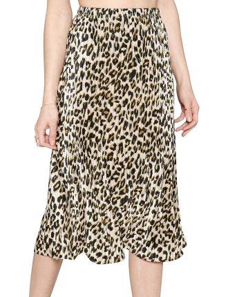 Animal Instinct Skirt.