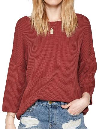 Camp Fire Sweater