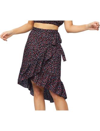 Little Ditty Frill Skirt