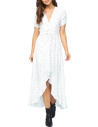 Rosebud Maxi Dress