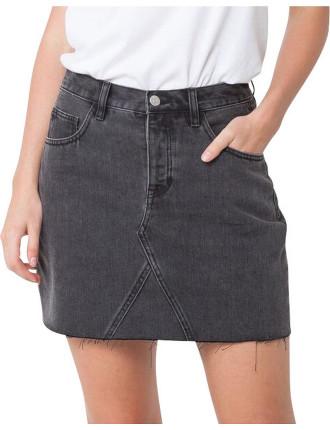 Bexley Denim Skirt