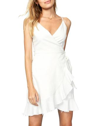 Pacifica Wrap Dress
