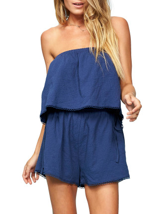 Jessica Strapless Playsuit
