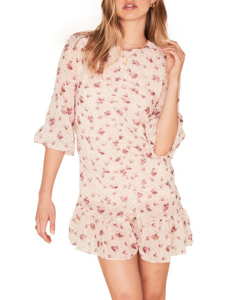 LILA L/S DRESS