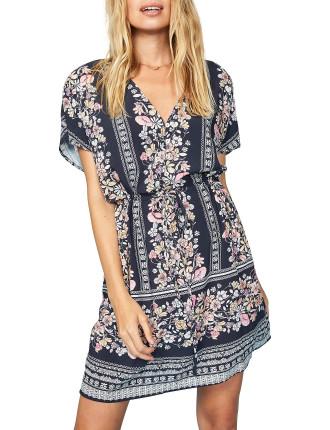 In Bloom Kimono Dress