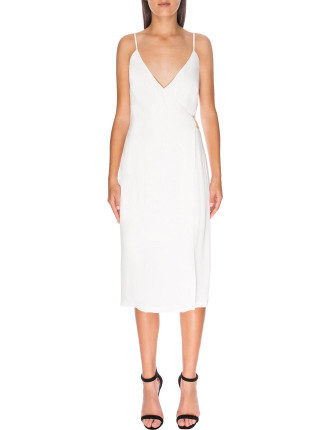 Oasis Wrap Dress